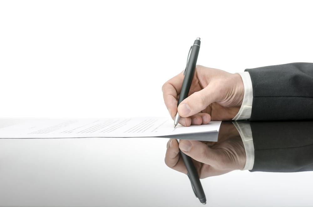 フリーランスの契約書